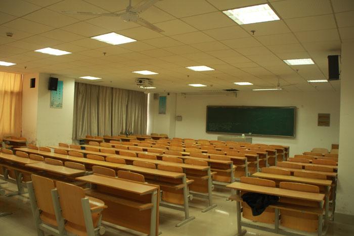教室与报告厅