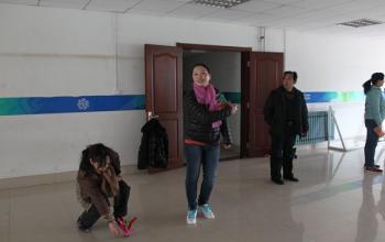2015年3月9日女教职工活动