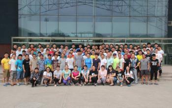 游泳救生员国家职业资格培训班在山东体育体育学院游泳馆成功举办