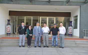 我校与大韩资格开发鉴定院开展合作交流