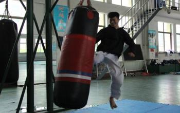 运动二系技能周活动正式启动
