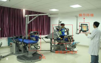 IsoMed2000腰背屈伸操作系统