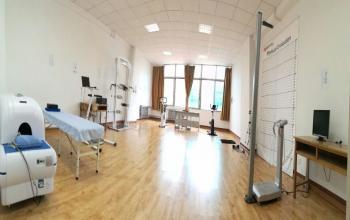 体能训练检测与恢复实验室(室内)