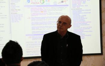 澳大利亚Will Hopkins教授来我校教授体育科研领域最前沿统计学