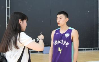 第二届SCBA篮球联赛--球员采访