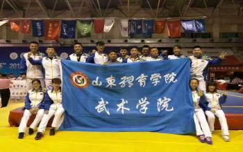 我院在全国大学生武术散打锦标赛中创历史佳绩