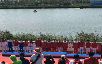 刚刚!山东体育学院学子全运会皮划艇夺金2枚!