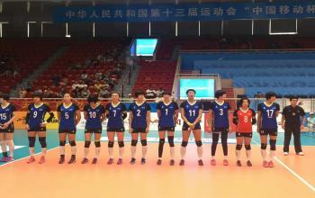 山东女排U21上演大逆转夺得铜牌   队员全是山东体育学院学子