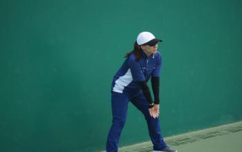 山体人在全运会:感受全运精彩  见证网球发展——全运会网球执裁工作感想