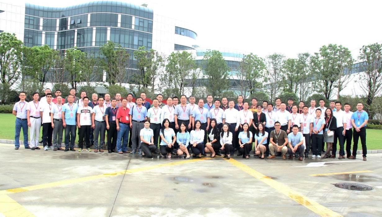 我校后勤管理处赴上海部分高校学习考察
