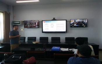 我院举办课程分析汇报会(二)
