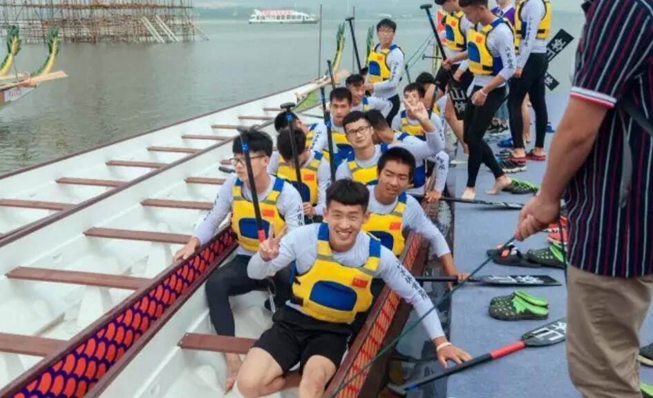 山东体育学院龙舟代表队在中华龙舟大赛中取得佳绩