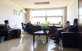 审计处组织学习中央审计委员会第一次会议精神
