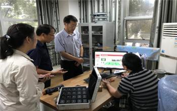 我校到武汉体育学院参观调研体育大数据建设