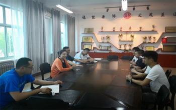 我院第四批赴韩国湖原大学交换生学成归来