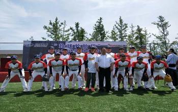 院棒球队在2018年威海国际棒球邀请赛中喜获佳绩