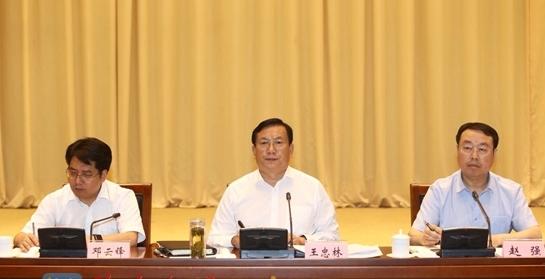学校党委书记王毅出席驻济高校发挥统战优势助力省